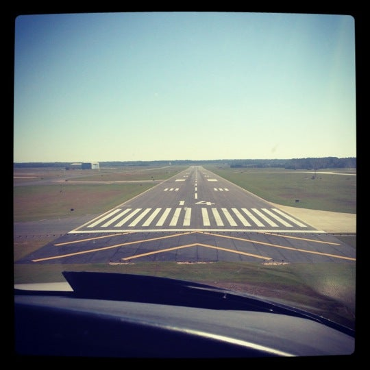 Photo taken at Shreveport Regional Airport (SHV) by Tera L. on 11/1/2012