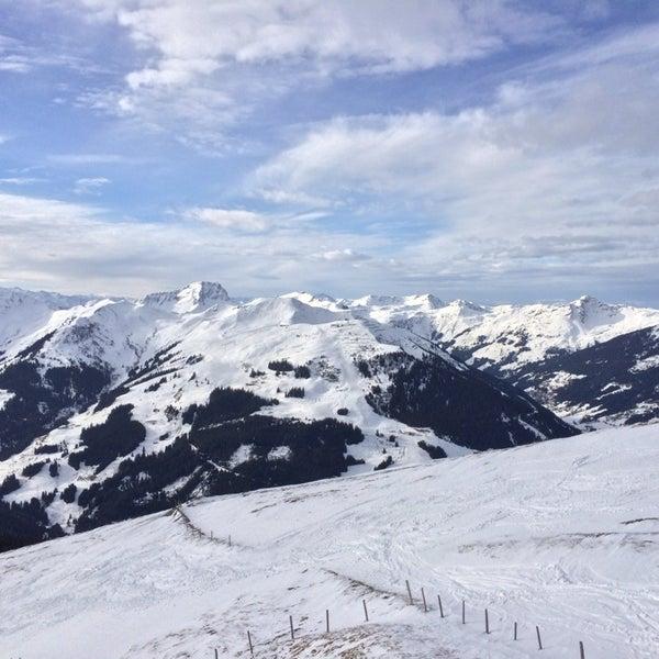 Das Foto wurde bei Westgipfelhütte von Alex E. am 1/11/2014 aufgenommen
