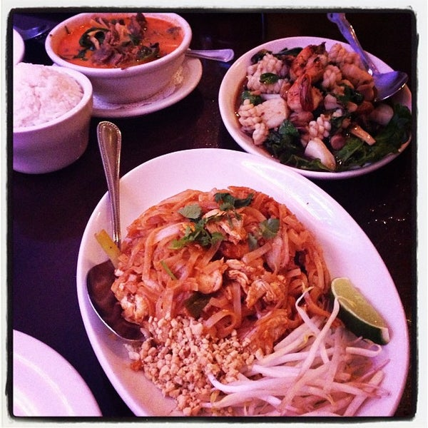 Best Thai Food In Washington Heights