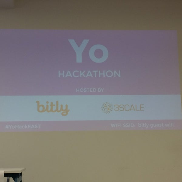 Photo taken at Bitly HQ by sarkis on 7/26/2014