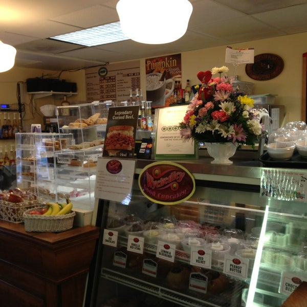 Photo taken at Queen City Creamery by David W. on 2/15/2013