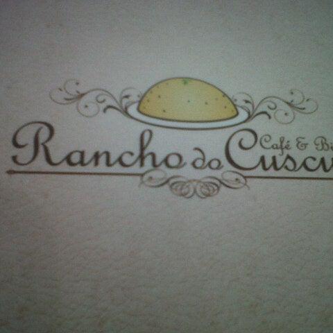 Foto tirada no(a) Rancho do Cuscuz por Henrique C. em 2/9/2013