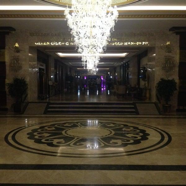 9/26/2013 tarihinde Ismail D.ziyaretçi tarafından Harrington Park Resort Hotel'de çekilen fotoğraf