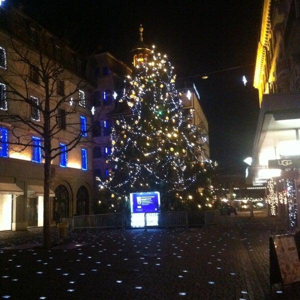 12/28/2012にРоман К.がPlace du Molardで撮った写真