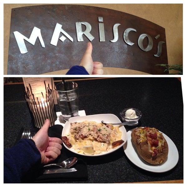 Photo taken at Mariscos Restaurant by David N. on 4/28/2014