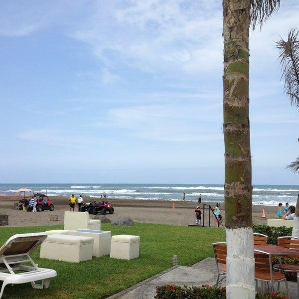 3/30/2013에 Ricardo S.님이 Playa Chachalacas에서 찍은 사진
