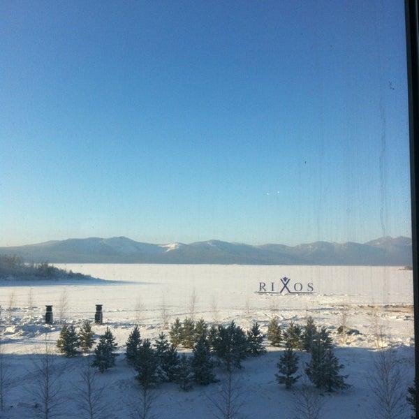 12/20/2012 tarihinde Эдуард П.ziyaretçi tarafından Rixos Borovoe'de çekilen fotoğraf