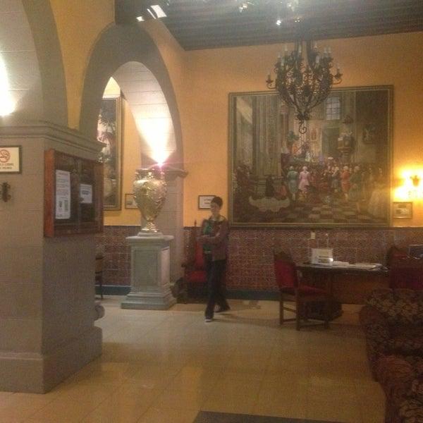 Foto tomada en Hotel Posada Santa Fe por Zai el 7/4/2013