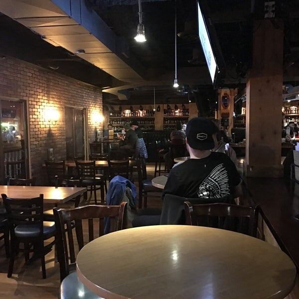 Photo taken at Banff Avenue Brewing Co. by Ken S. on 3/7/2016
