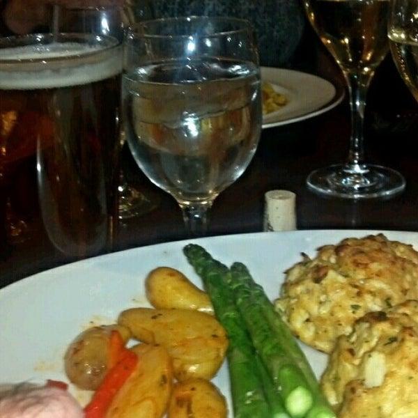 Photo taken at Bluestone Restaurant by Sean C. on 12/19/2013