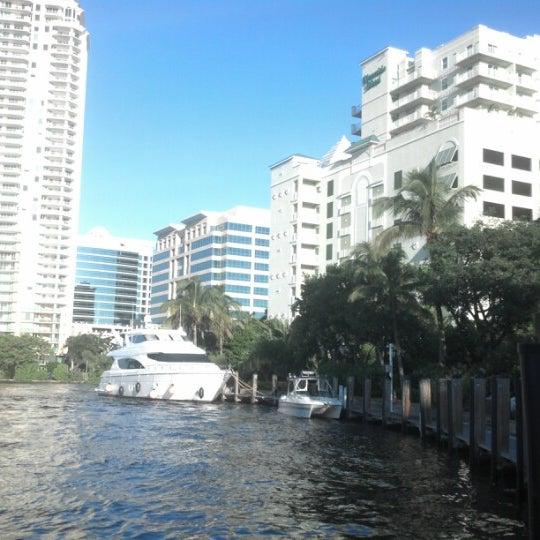 Photo taken at Riverside Hotel by Sheri N. on 9/30/2012