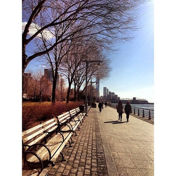 Das Foto wurde bei Hudson River Park von Kenny G. am 3/5/2013 aufgenommen
