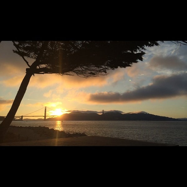 Photo taken at Golden Gate Yacht Club by Rob B. on 7/29/2014