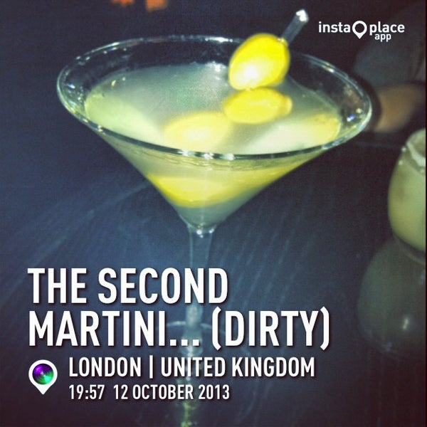 Photo taken at Christopher's Martini Bar by Federico B. on 10/12/2013