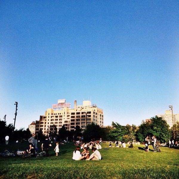 Photo taken at Brooklyn Bridge Park by Jeff G. on 9/8/2013