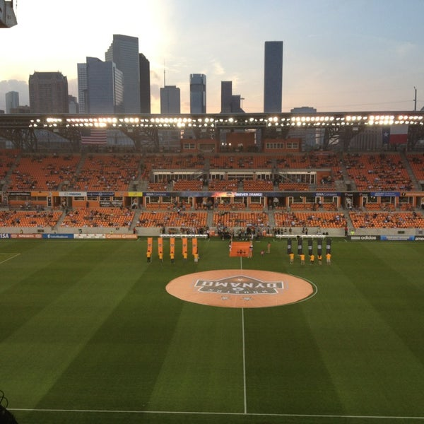 Photo prise au BBVA Compass Stadium par Lorena O. le3/31/2013