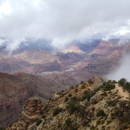 Photo taken at Grand Canyon National Park by Margarita B. on 10/12/2012