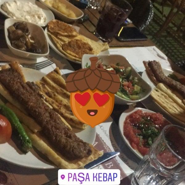 9/22/2017 tarihinde Cem U.ziyaretçi tarafından Paşa Kebap'de çekilen fotoğraf