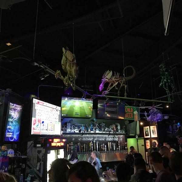 Photo taken at Player 1 Video Game Bar by Eduardo C. on 4/1/2017
