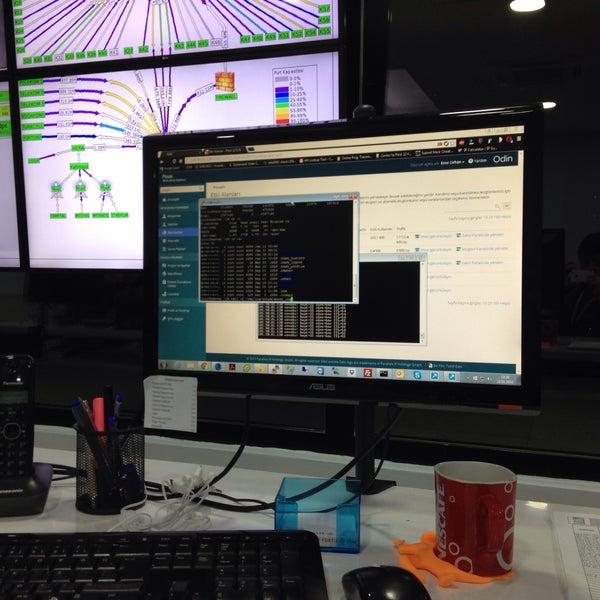 Foto diambil di DGN Teknoloji oleh Eren O. pada 1/24/2016