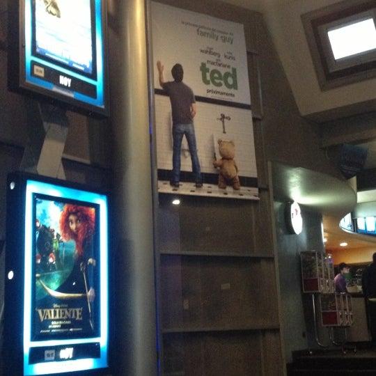 Photo taken at Cine Hoyts by Coke D. on 9/30/2012