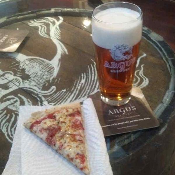 Photo taken at Argus Brewery by Matt W. on 8/10/2013