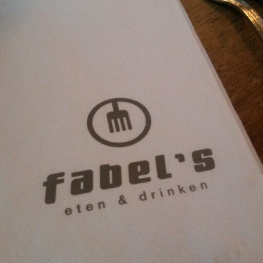 Photo taken at Fabel's by Sabine S. on 10/13/2013
