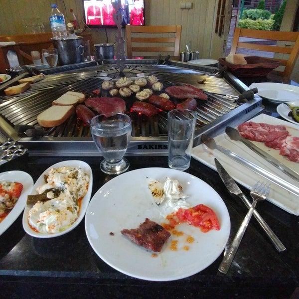 7/6/2018 tarihinde Emre S.ziyaretçi tarafından Gölköy Restaurant'de çekilen fotoğraf