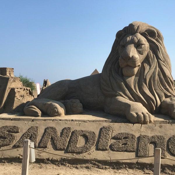 8/29/2018 tarihinde Ali Kemal Ç.ziyaretçi tarafından Sandland'de çekilen fotoğraf