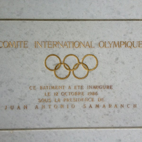 Photo taken at International Olympic Committee by Diego d. on 5/29/2013