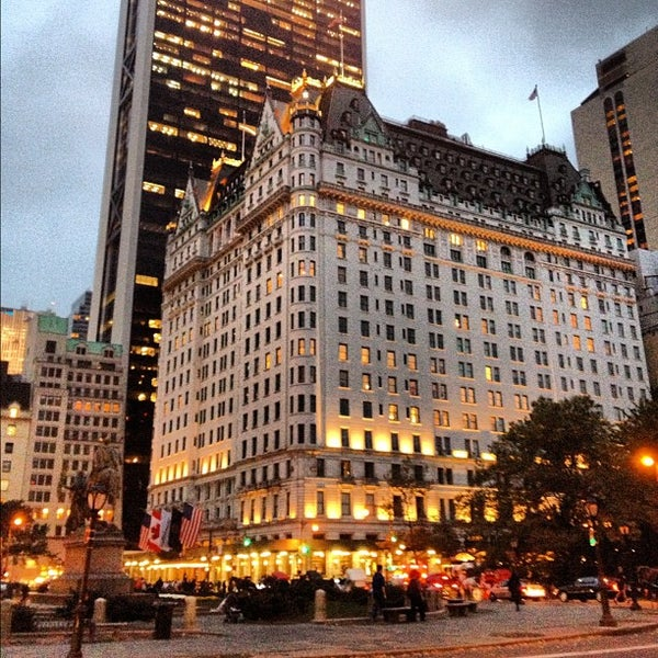 18 And Older Hotels In New York: The Plaza Hotel