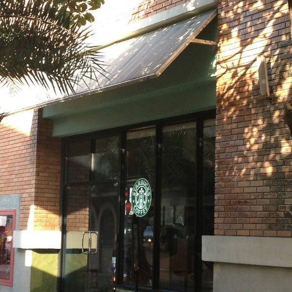 Photo taken at Starbucks by Toya P. on 2/23/2013