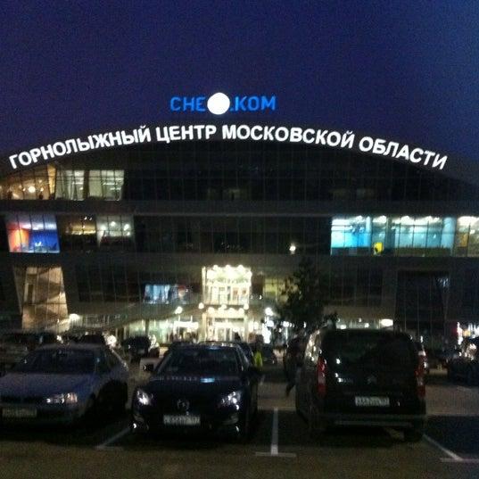Foto scattata a Снеж.ком da Karina P. il 11/24/2012