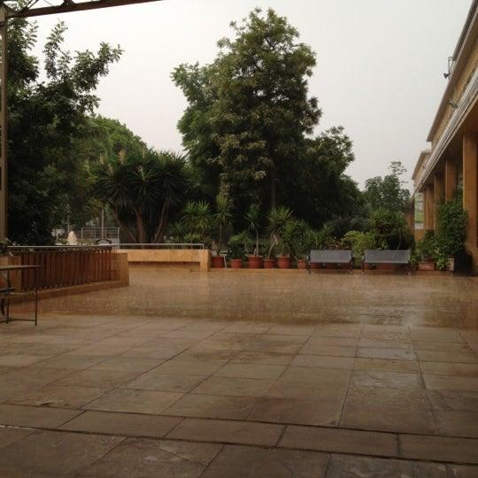 Photo taken at Holy Spirit University Of Kaslik by Perla Y. on 10/11/2012