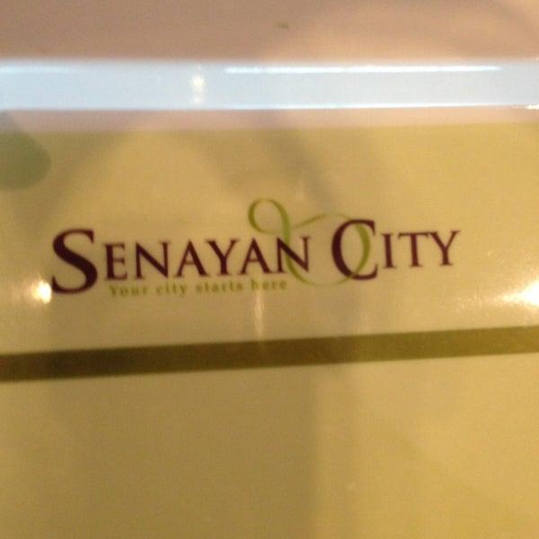 Photo taken at Senayan City by iwan C. on 1/17/2013