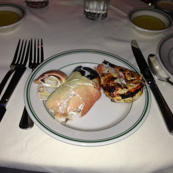 Photo prise au Joe's Seafood, Prime Steak & Stone Crab par Chris C. le4/11/2013