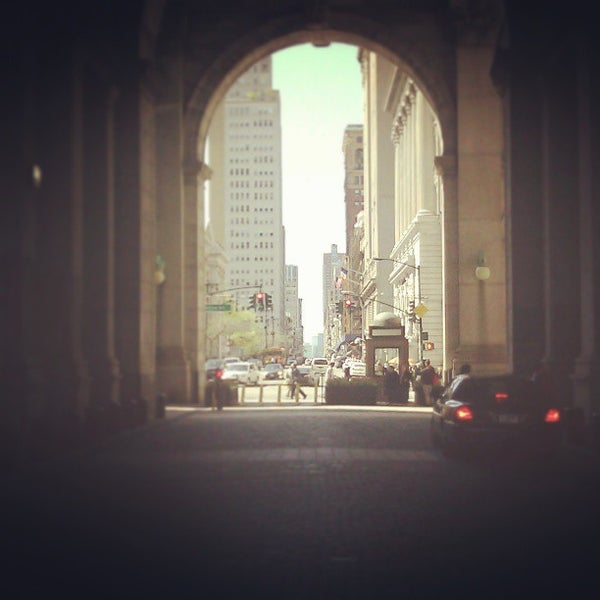 Photo taken at NYC Municipal Building by Darius A. on 5/1/2013