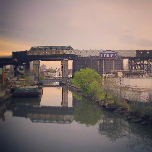 Photo taken at Hamilton Avenue Bridge by Darius A. on 5/12/2013