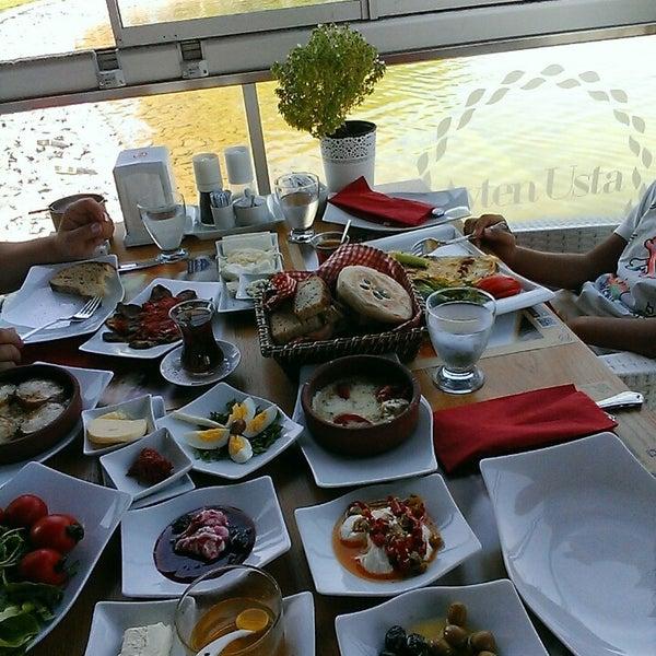Yemekleri kadar kahvaltısı da çok güzel, destan kahvaltı şiddetle tavsiye olunur 😋😋😋 teşekkürler @aytenustagurme
