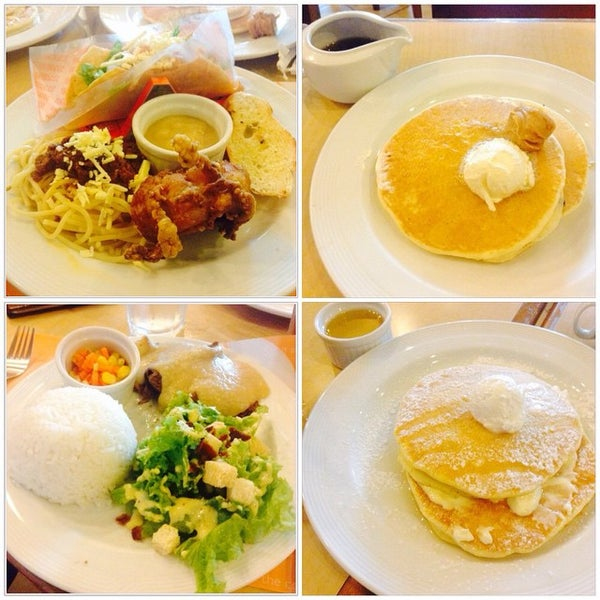 Photo taken at Pancake House by Andrea N. on 5/4/2015