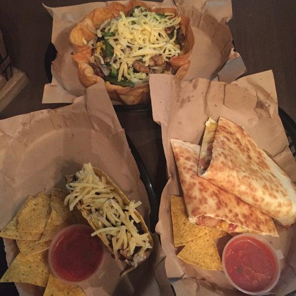 Лучшие мексиканские блюда