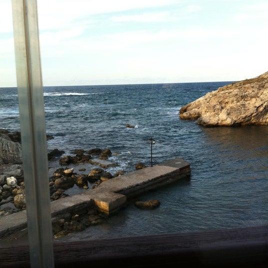 10/9/2012 tarihinde Aydınziyaretçi tarafından İyot Restaurant'de çekilen fotoğraf