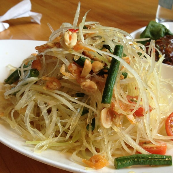 Foto tomada en Pure Thai Cookhouse por J C. el 6/29/2013