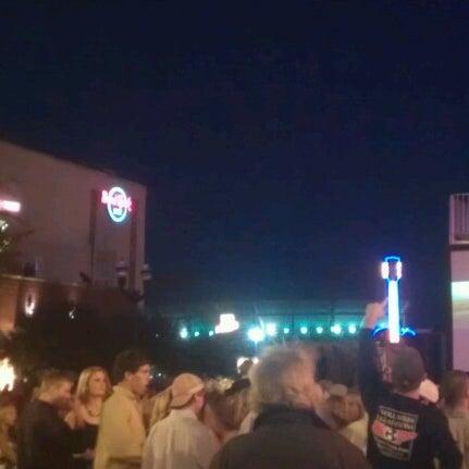 Photo taken at Hard Rock Cafe Nashville by Tracy K. on 10/17/2012