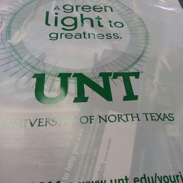 Photo taken at University of North Texas by Chantel S. on 4/5/2013