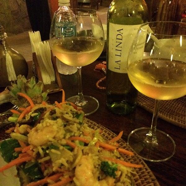 Foto tirada no(a) Restaurante Tigre Asiático por Paula M. em 9/6/2015