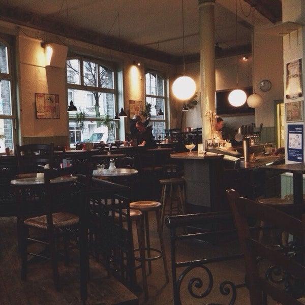 Notre Dame Hannover Cafe