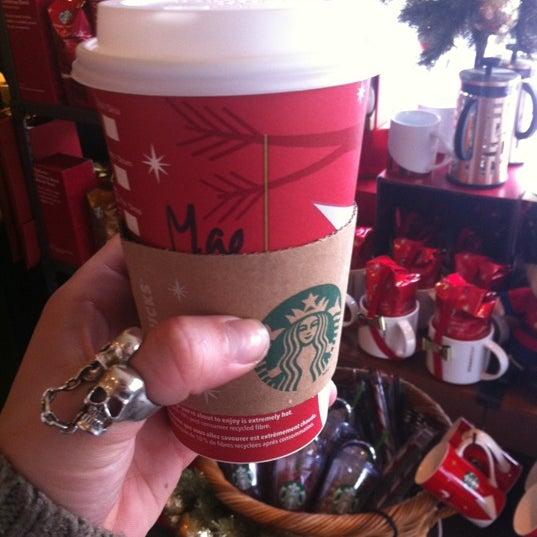 Photo taken at Starbucks by Maegan T. on 11/2/2012