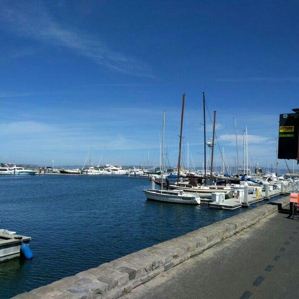 Photo taken at Golden Gate Yacht Club by Taras K. on 3/26/2016