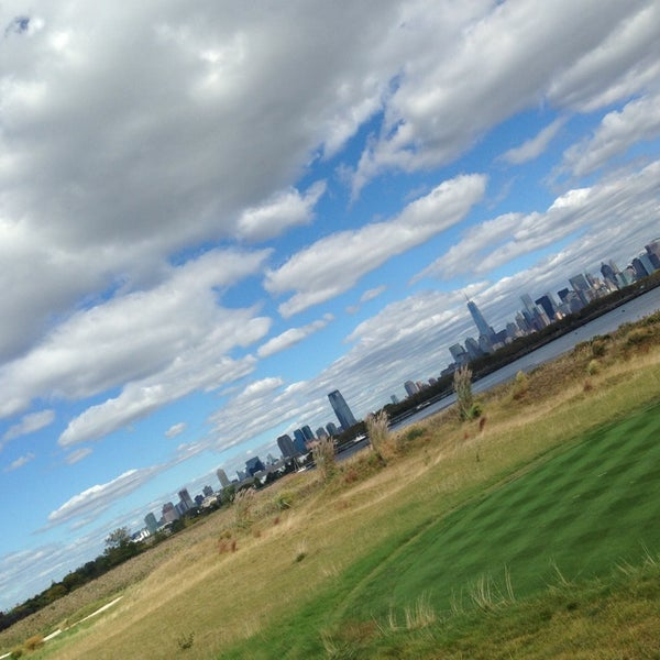 Photo taken at Liberty National Golf Course by NYC SHUTTERSPEED on 9/23/2014